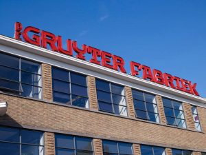 Gruyterfabriek - Den bosch Merlijn