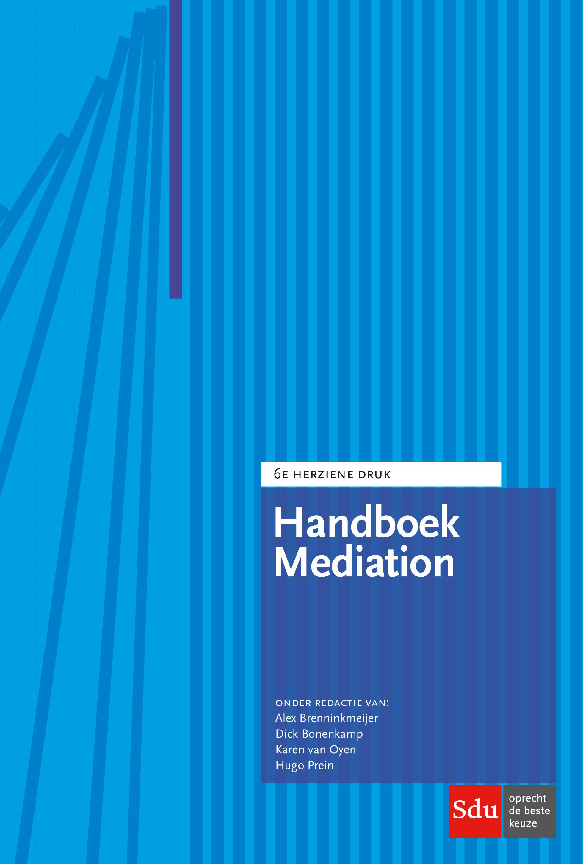 Foto Handboek Mediation
