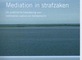Cover - Mediation in strafzaken