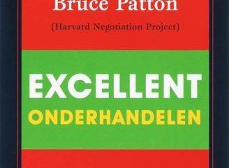 Cover - Excellent onderhandelen